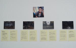 Photographs on The Gallery wall