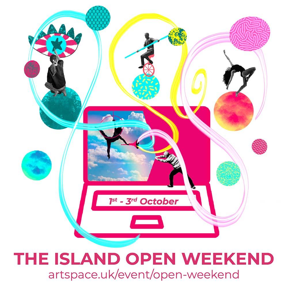 The Island Open Weekend 2021